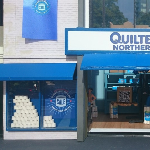 Quilted Northern: National Toilet Paper Day
